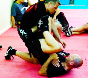 Krav Maga Technique: High level choke defense by Amnon Darsa